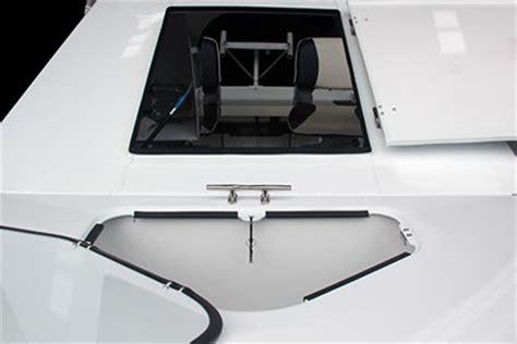 Aluminium Boot Luik by Morningstar Boats Sports Cuddy 498s Aluminium Boot