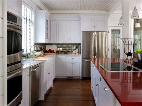 Inspired Examples Of Quartz Kitchen Countertops  Hgtv