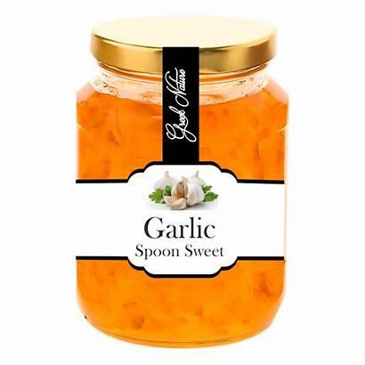 Garlic Spoon Peel Lemon Pulp Sweets Mandarin