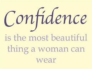Confidence Beauty Quotes. QuotesGram