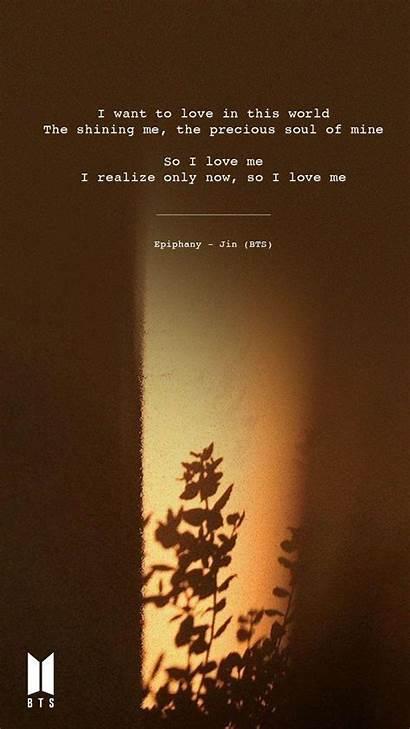 Bts Quotes Lyrics Wallpapers Epiphany Desktop Motivational