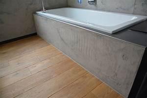 Mineralischer Putz Innen : mineralischer putz modern badezimmer hamburg von ~ Michelbontemps.com Haus und Dekorationen