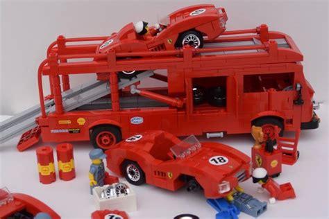 L'Atelier Ferrari, bien avant les Speed Champions ...