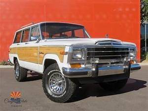 Jeep Grand Wagoneer : 1990 jeep grand wagoneer canyon state classics ~ Medecine-chirurgie-esthetiques.com Avis de Voitures