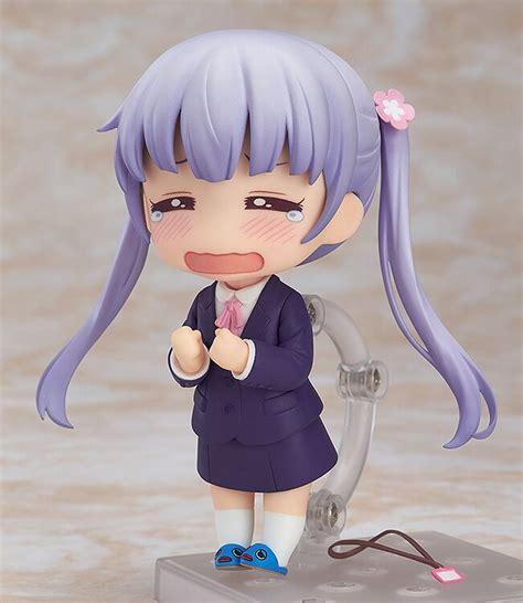 aoba suzukaze  game nendoroid figure