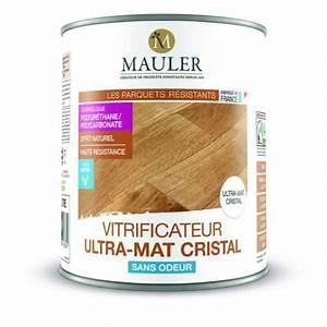 Parquet Vitrifié Mat : vitrificateur haute r sistance ultra mat cristal sans odeur mauler ~ Melissatoandfro.com Idées de Décoration
