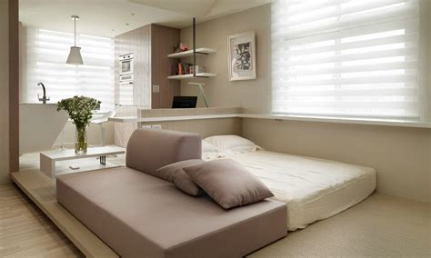 Apartment Bedroom Ideas by Small Apartment Ideas Which Is Suited For Compact House