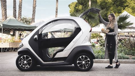 Electric Car Vehicle by Neighborhood Electric Vehicles A Different Of