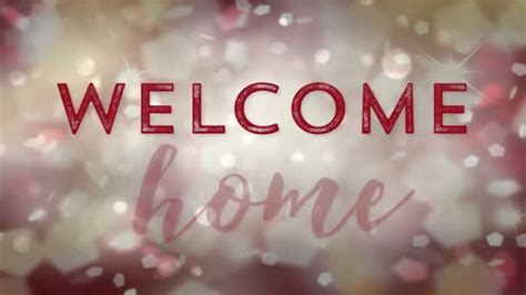 ca christmas welcome message welcome home our message series