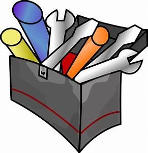 Tool Box Clip Art at Clker.com - vector clip art online ...
