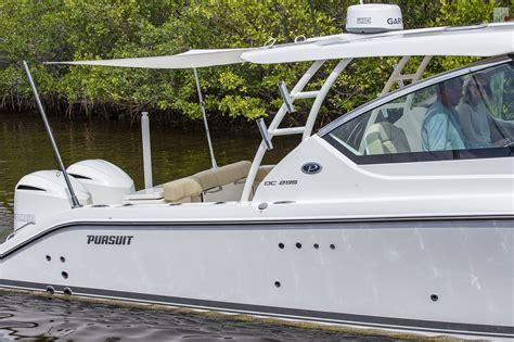 Pursuit Boats S368 by Pursuit Boats Dc 295 Dual Console