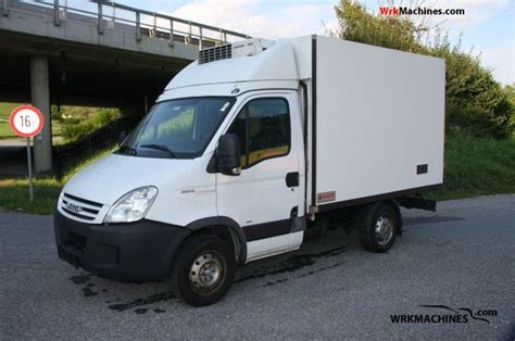 Iveco Daily Ii 35 S 12 2008 Refrigerator Body Photos And Info