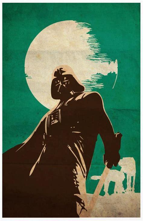 Vintage Pop Art Star Wars Trilogy Poster Set Gadgetsin
