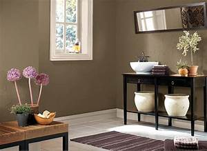 Wandfarbe Taupe Kombinieren : wandfarbe braun zimmer streichen ideen in braun freshouse ~ Markanthonyermac.com Haus und Dekorationen