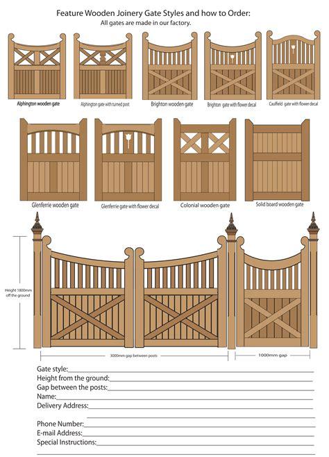 wooden fence gates styles wooden gate design portal pinterest