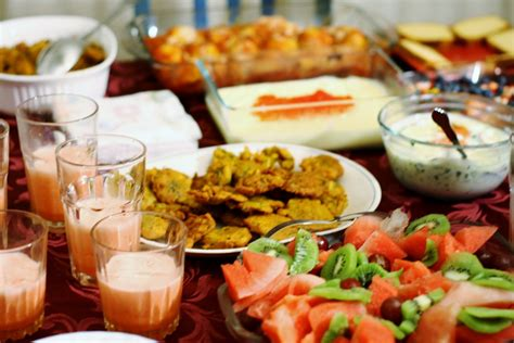 Ramadan Food Image by Breaking A Fast Ramadan Style Supersana