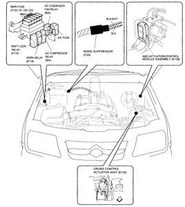 2006 Suzuki Grand Vitara Fuse Box Diagram by Fix An Engine Not Starting In Minutes That Diagram