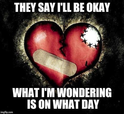 Broken Heart Meme - broken heart imgflip