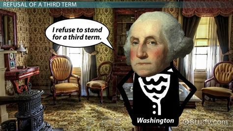 george washingtons farewell address summary analysis