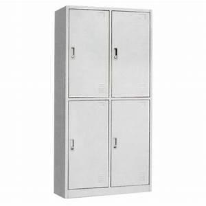 Casier De Vestiaire : vestiaire casier metallique achat vente meuble d ~ Edinachiropracticcenter.com Idées de Décoration