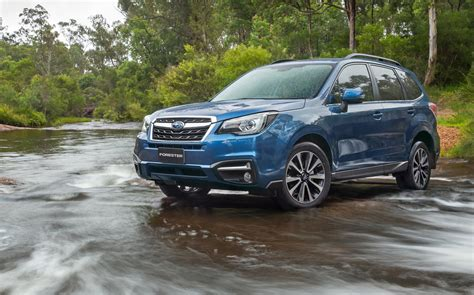 Review - 2017 Subaru Forester - Review