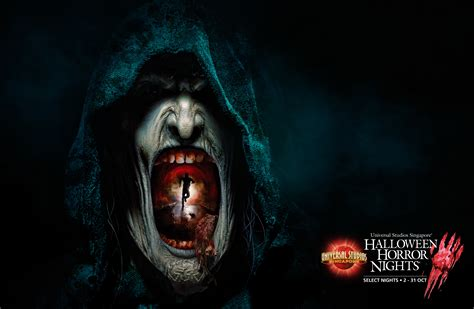 The Native Entertainment  Review Halloween Horror Nights 5