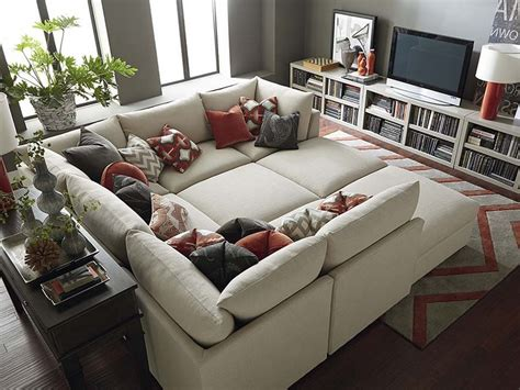 Square Sofas The 25 Best U Shaped Sofa Ideas On Pinterest