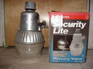 Lighting-gallery-net  Electripak Mercury Vapor Security Lite