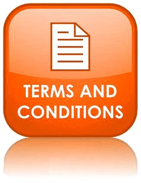 Terms And Conditions  Marilyns Treats