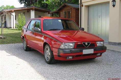 Alfa Romeo 75 Turbo Evoluzione Usata Johnywheelscom
