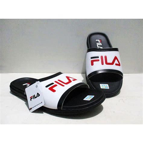 Sepatu Fila Italia cek diskon produk fila sandal sendal spons selop spon