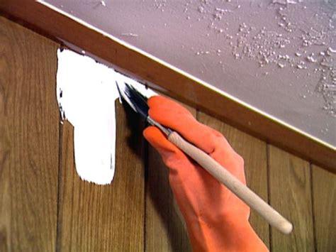 paint paneling video hgtv