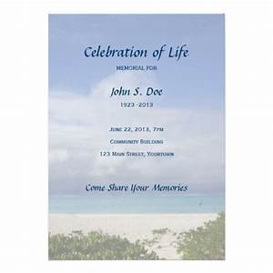 party celebration of life quotes quotesgram With celebration of life template free