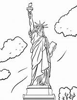 Liberty Statue Coloring Pages Printable Drawing Crying Coloringcafe Cartoon Clipart Pdf Printables Sheet Getdrawings Coloring4free Lady Within Market Draw Colouring sketch template