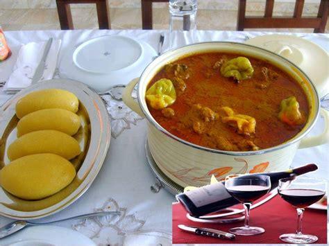 recette de cuisine cote d ivoire foutou banane avec sauce graine cote d 39 ivoire cuisine recettes africaines sauces