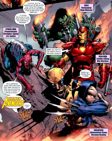 Weakness Exles by New Earth 91126 Marvel Database Fandom