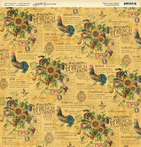 """promenade"" Front Page From Our New Collection French"
