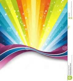 Rainbow Banner Clip Art