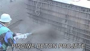 piscine en beton projete newsindoco With piscine en beton projete