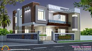 House India Home Design Modern Style Indian Square Feet ...