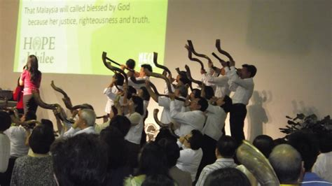 "Jubilee Night , ""the River Of God"" By Pastor Eu Hong Seng"