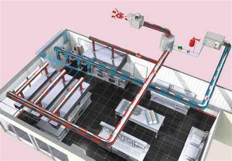 extraction cuisine restaurant solutions de récupération d énergie pour la ventilation de