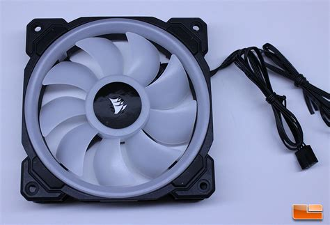 Corsair Ll120 Rgb Led Fan Triple Pack Review  Page 2 Of 5