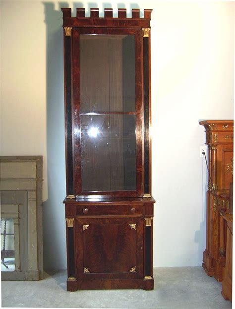 Gun Cabinets For Sale by Scottish 19th C Gun Cabinet Bookcase Item 7253 For