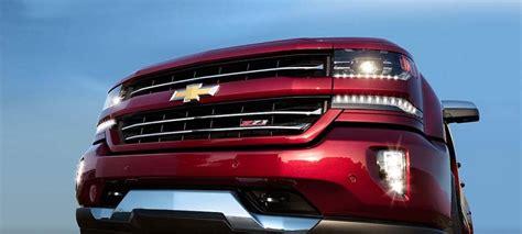 What Are The 2018 Chevrolet Silverado Trim Levels?