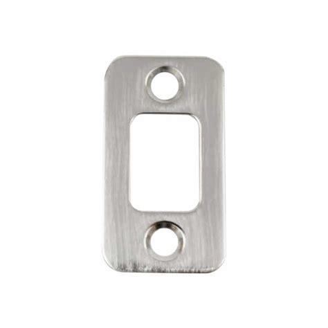 endura astragal deadbolt plate door solutions betterdoor