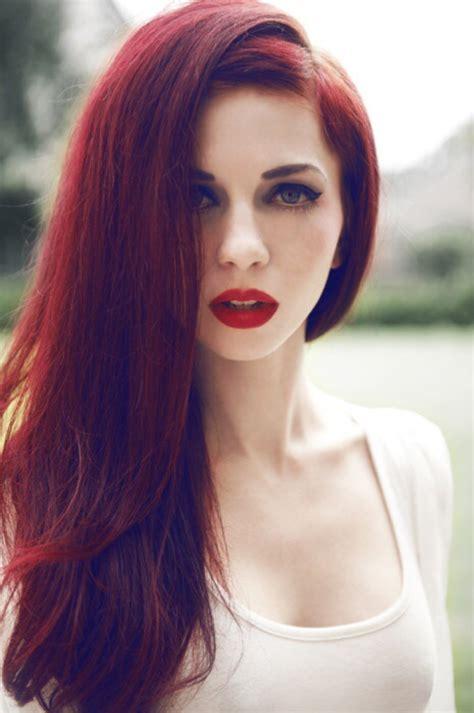 Redhead Women Long Hair White Tops Wallpapers Hd Desktop