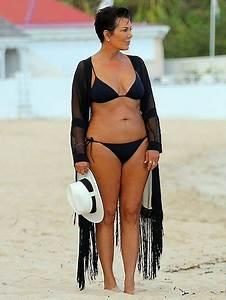 Kris Jenner Wearing a Bikini at 59: Photo PEOPLE com