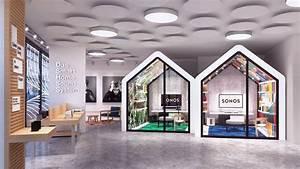 Smart Home Zeitschrift : sonos er ffnet dritten concept store weltweit in berlin w v ~ Watch28wear.com Haus und Dekorationen