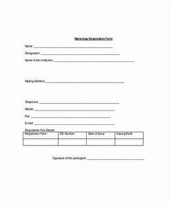 simple registration form template larissanaestradacom With basic registration form template